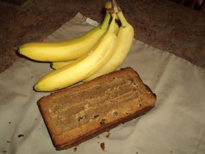 SCD Banana Raisin Bread