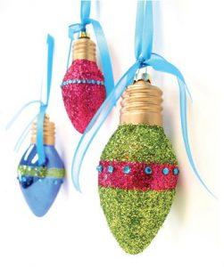 DIY Christmas Ornament Craft