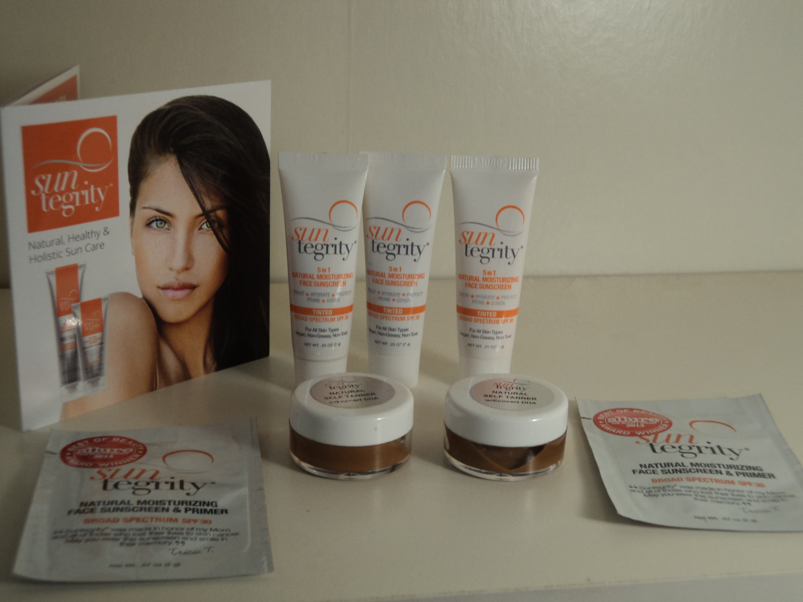 Protect Your Skin with Suntegrity Skincare