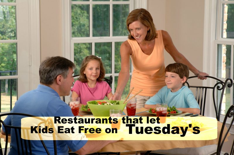 Kids ages 5 and under eat free from the buffet with each adult meal purchase, seven days a week. Bring the printable coupon for the free buffet. Participating locations include two on International Drive in Orlando, two Kissimmee locations on Hwy , and one location in Lake Buena Vista.