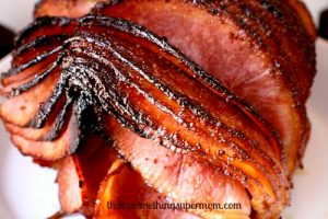 Roasted Ham Recipe