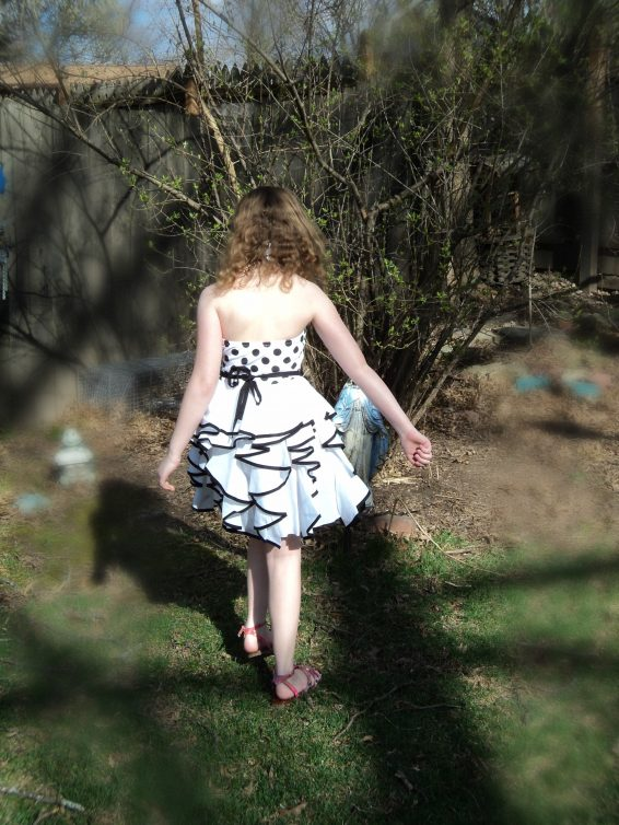 Spring Fashions from Kate Mack  Biscotti