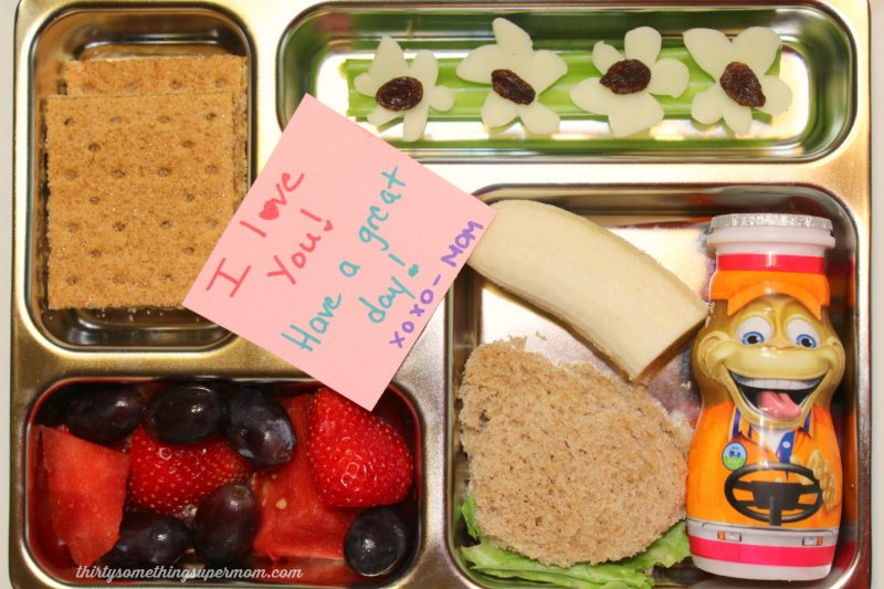 Simple Lunch Ideas for School