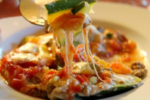 How to Make Lasagna with Zucchini Layers