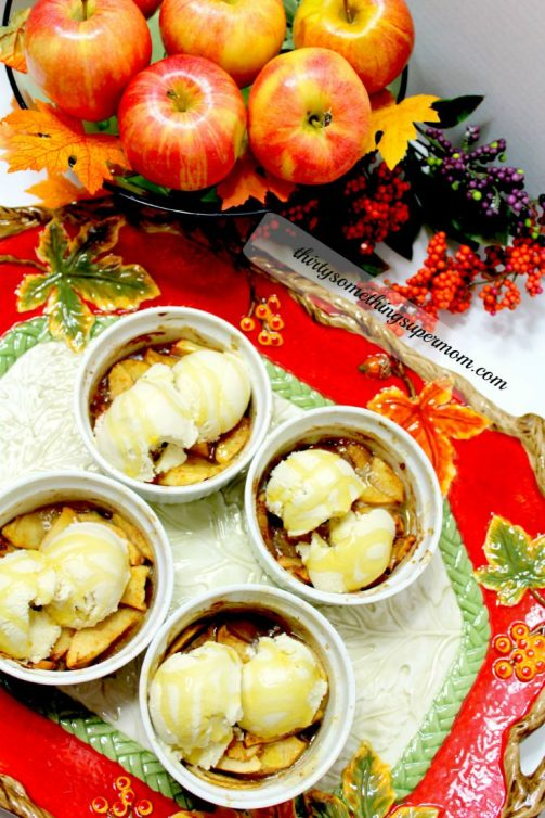 Apple and Cream Guilt Free