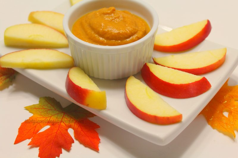 Easy Pumpkin Cinnamon Dip
