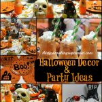 Spooky Halloween Party & Tablescape Ideas