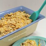 AD Freezer to Oven Cheesy Chicken Casserole