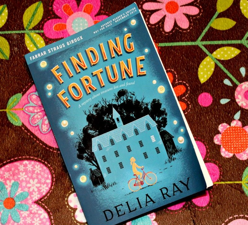 Finding Fortune Delia Ray