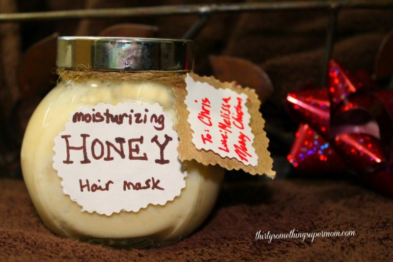 Honey DIY Mask Moisturizing Gift