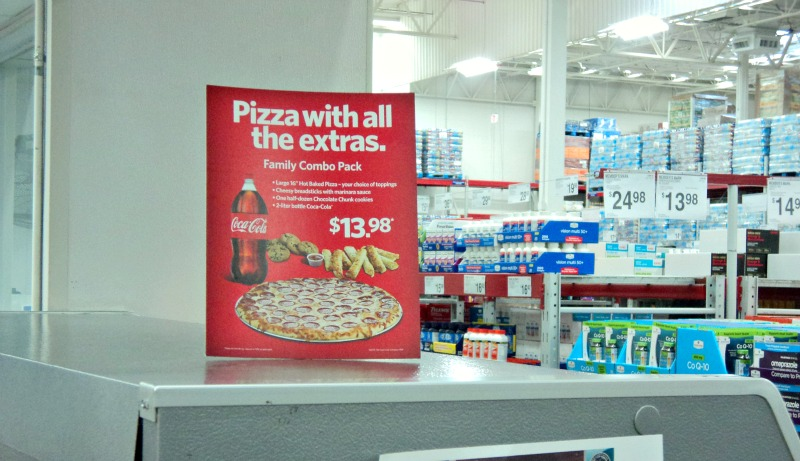 Pizza Sams club
