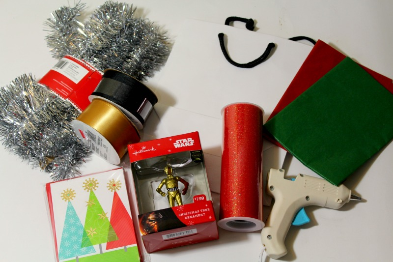 DIY Christmas Gift Bag
