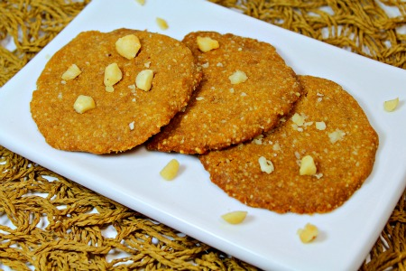 How to Make Peanut Butter Cookies Healthy