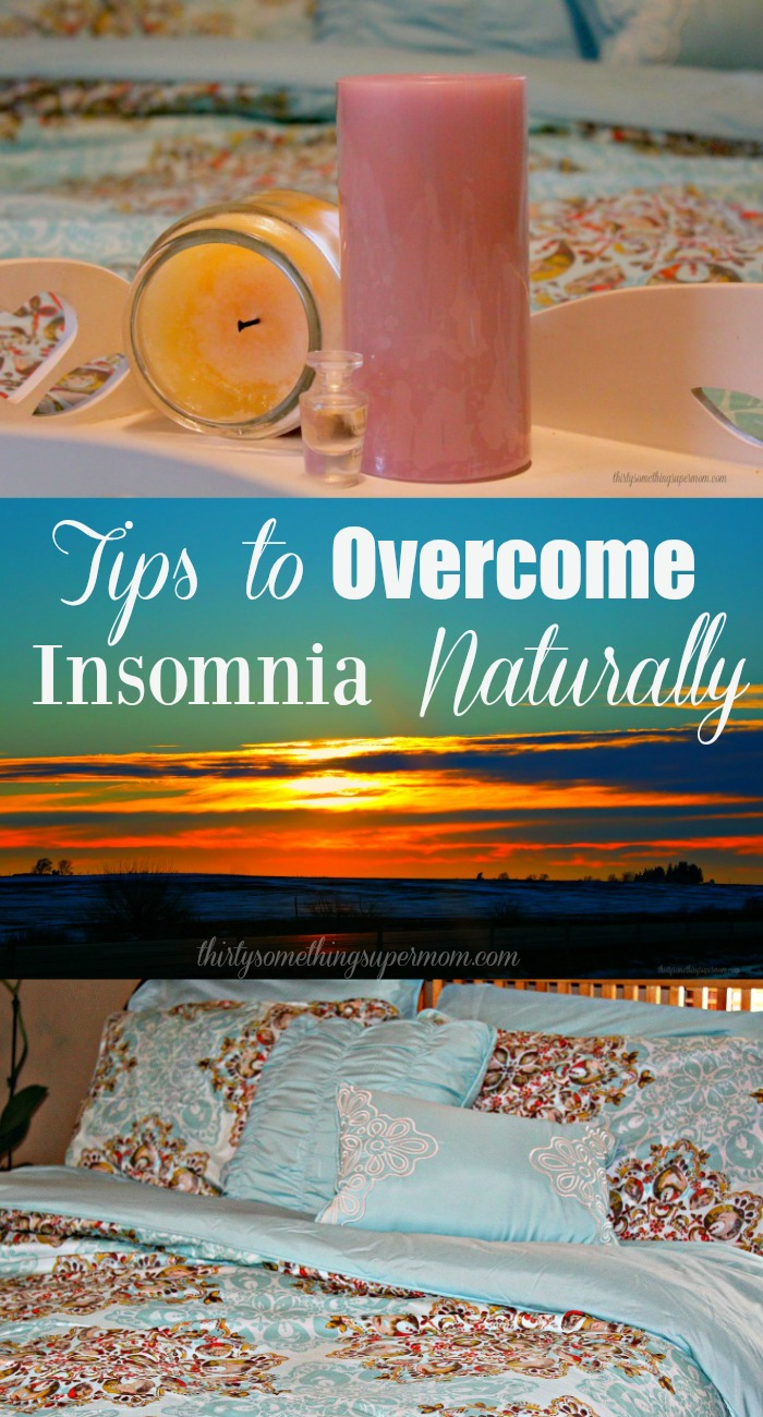 These tips to overcome insomnia naturally will have you sleeping like a baby in no time.
