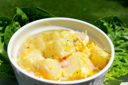 Perfect Picnic Potato Salad