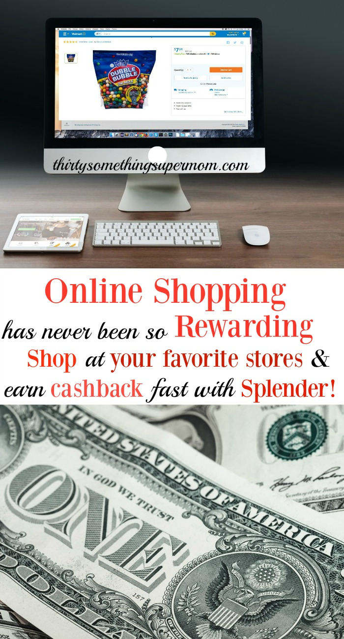 Shop at your favorite online stores and earn cashback.