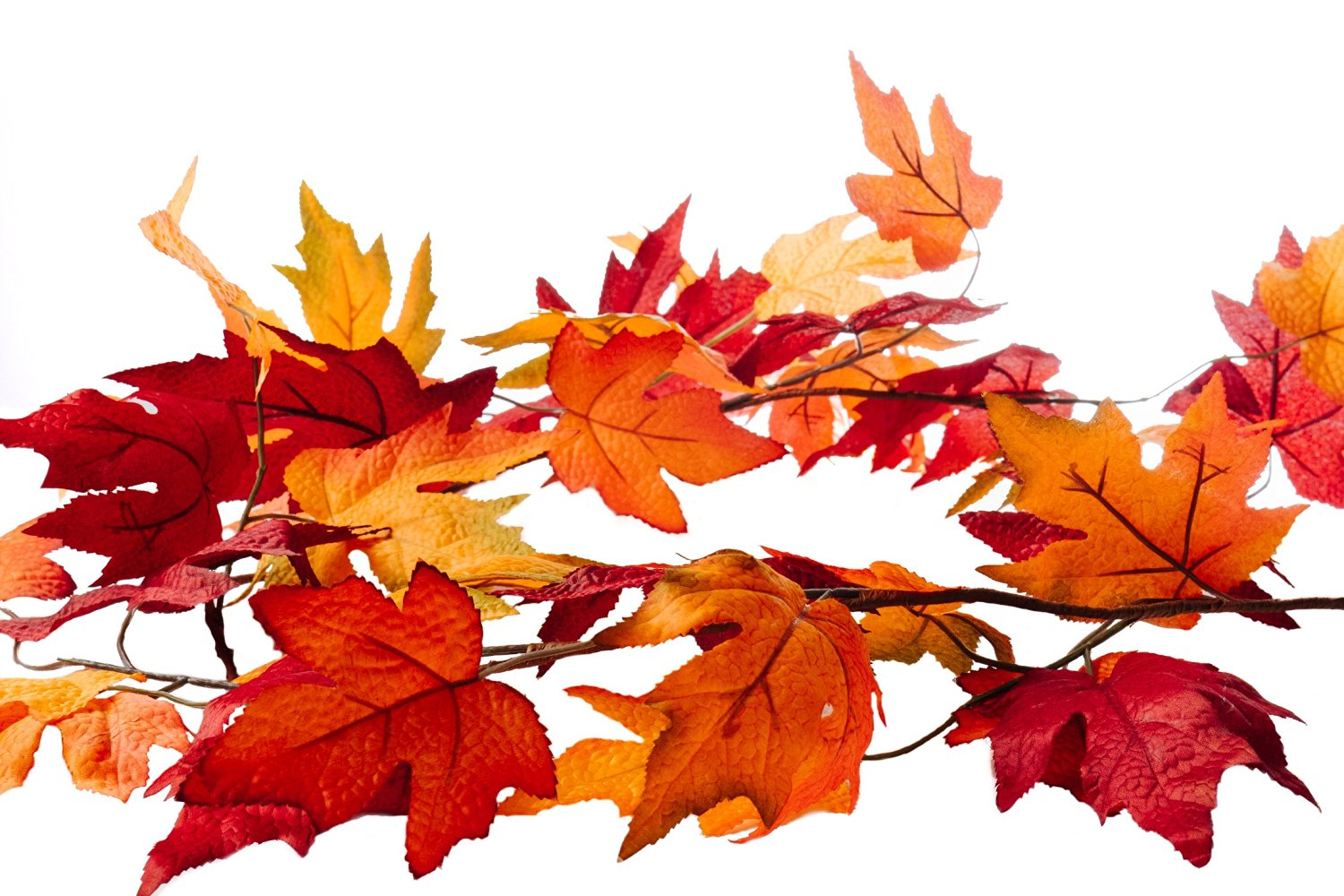 fall-mantel-leaves