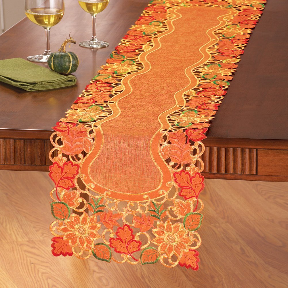 table-runner-fall