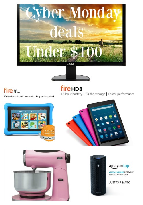 Cyber Monday Deals for Under $100