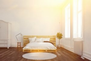 How to DIY a Pallet Bedframe
