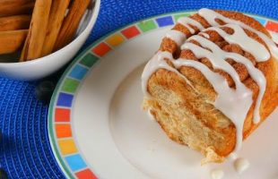 Cinnamon Buns Packed with Protein