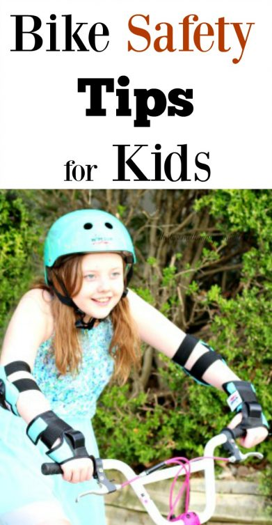 Bike Safety Tips for Kids