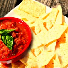 Quick & Easy Blender Salsa Recipe